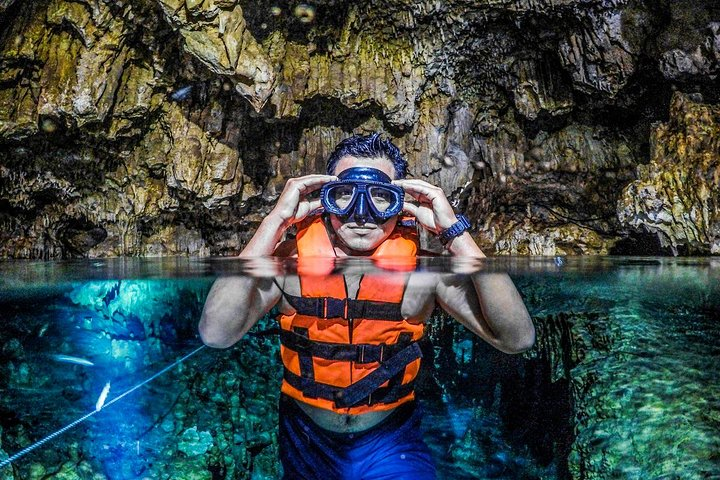 Gear up for snorkeling