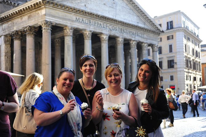 Roman Top desserts food tour: Tiramisu,Gelato,Espresso-granita around Navona