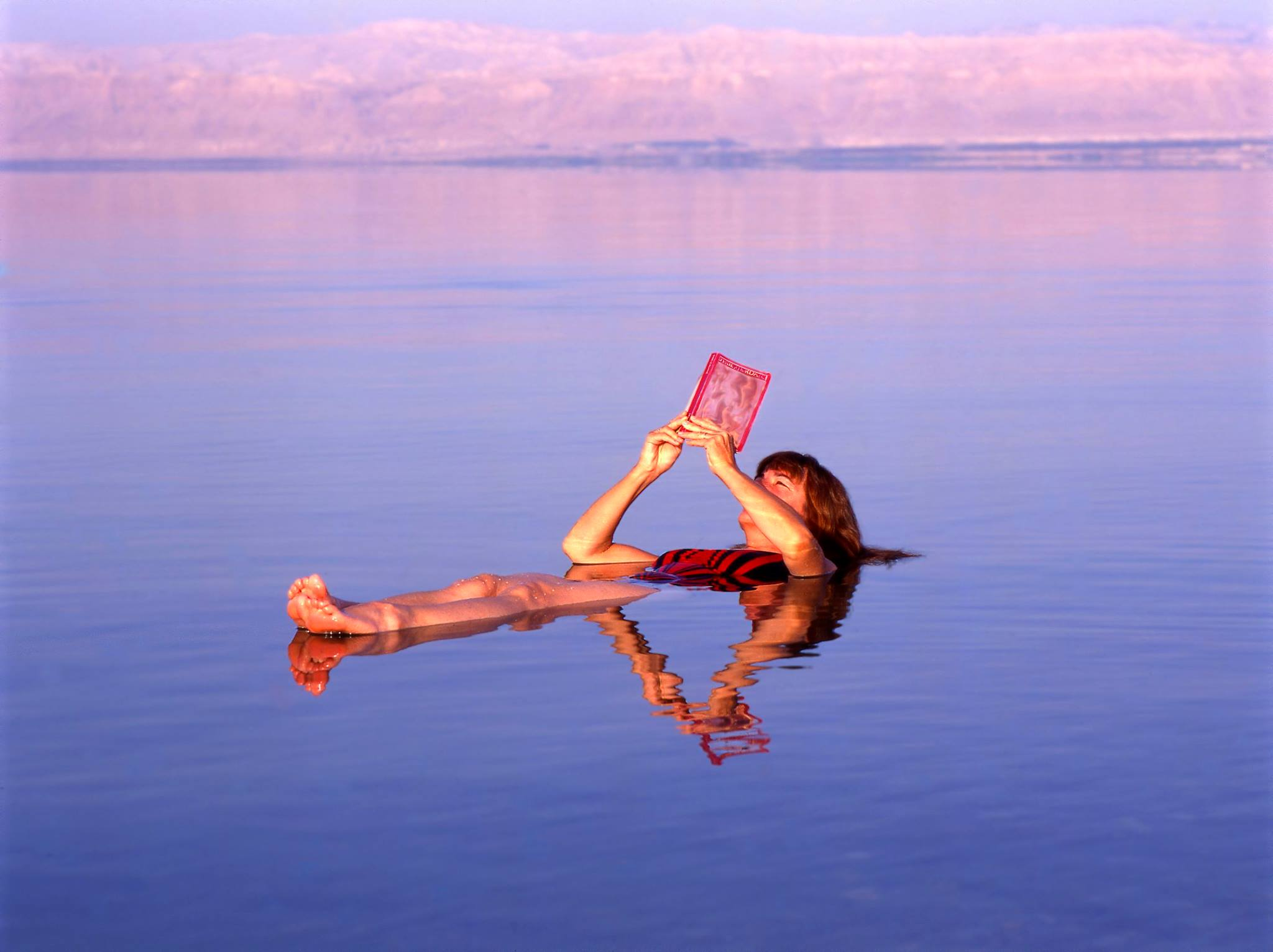 Relax in the Dead Sea