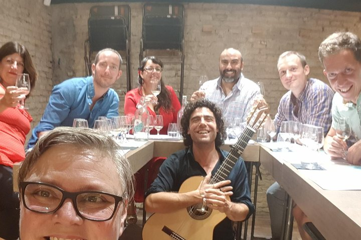 Andalusian Wine tasting and Flamenco experience