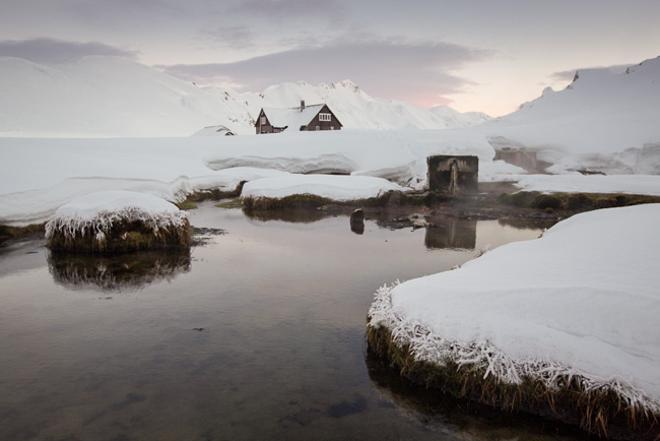 Landmannalaugar in Time of Northern Lights – Three Day Tour