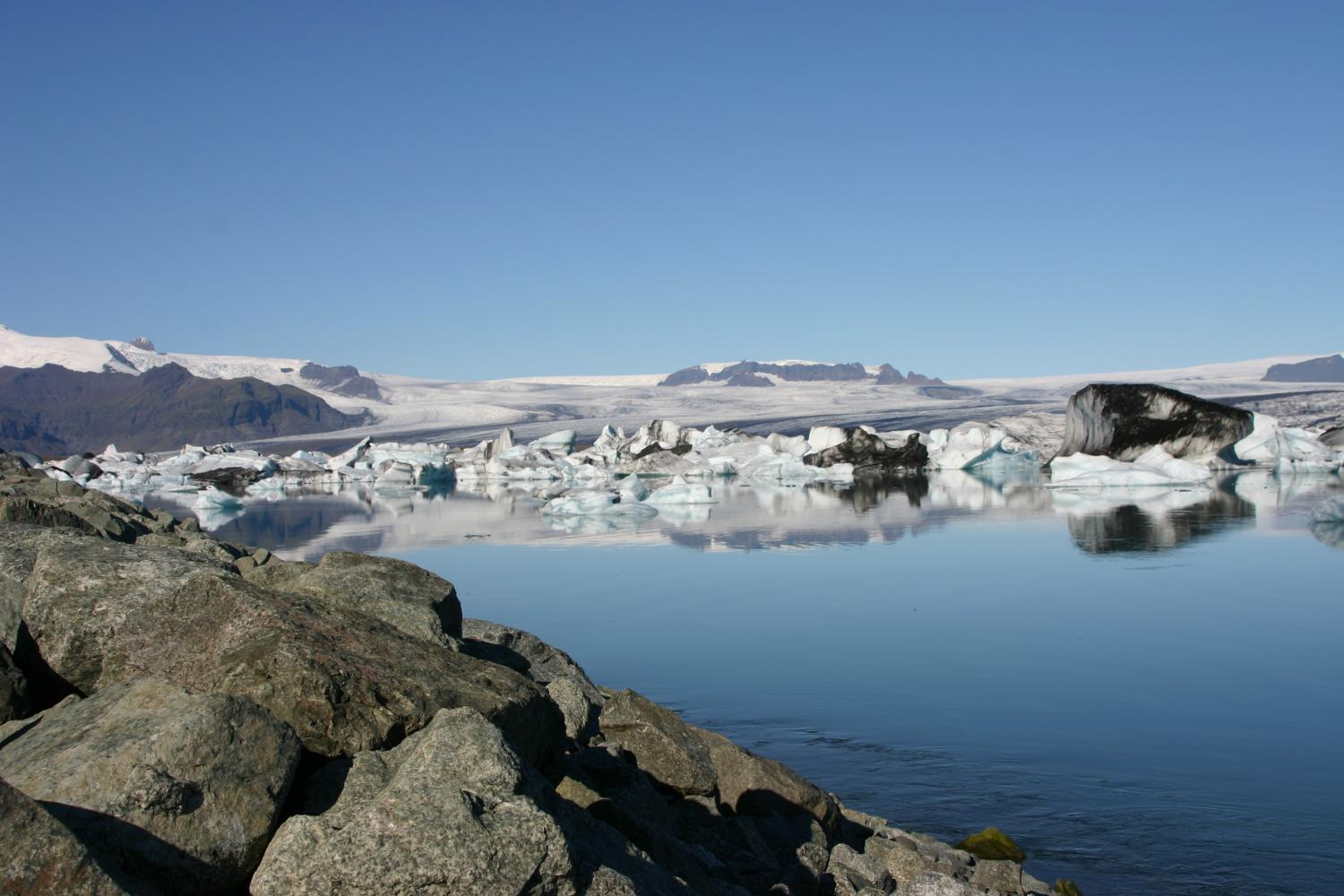 South Coast and Jökulsárlón Glacier Lagoon