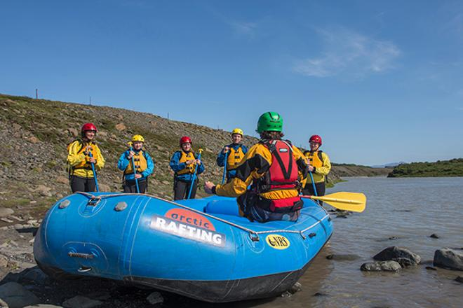 Golden Circle & Rafting
