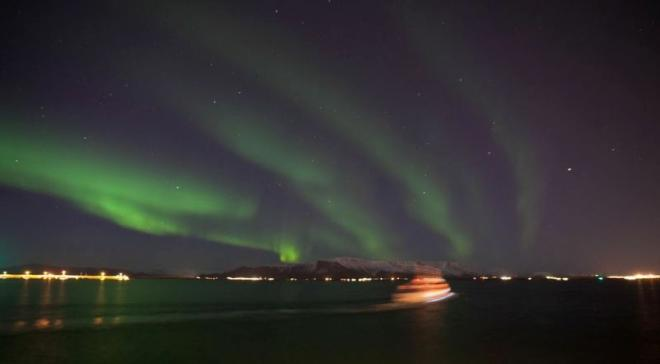 Iceland Northern Lights Tour by Boat