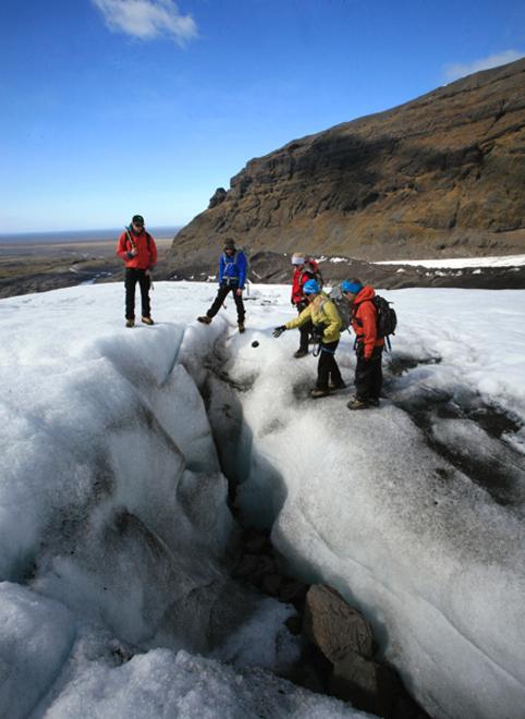 Vatnajökull & Jökulsárlón Day tour