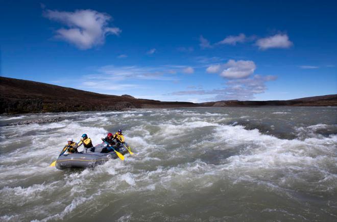 Rafting & Riding