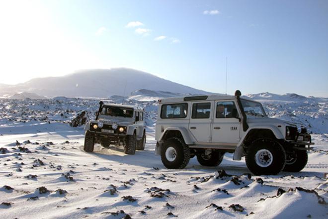 Landmannalaugar Safari – Superjeep daytour to Landmannalaugar