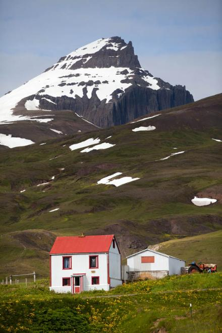 In the Footsteps of Elves-East Iceland