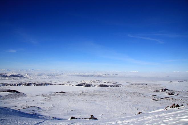 Hekla Volcano Hike