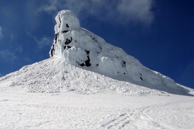 Snaefellsjökull Glacier
